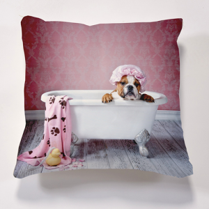 Iconic Bath Time Cushion Cushions