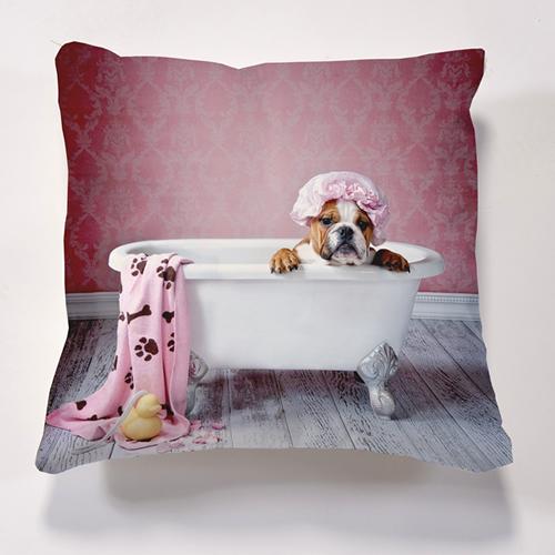 Iconic Bath Time Cushion Cushions