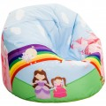 Princess and Castle Beanbags
