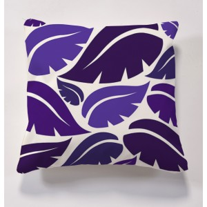 iconic Leaf Cushion