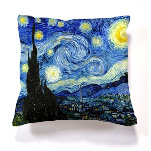iconic Fine Art Cushions