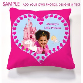 "Personalised 16"" Cushion"