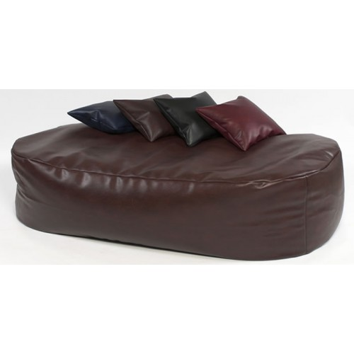 XXL Bed Sofa Faux Leather 5 ft Beds