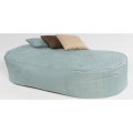6 FT Bed Sofa Faux Suede 6 ft Beds