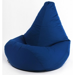 Adult Highback Cotton Drill Beanbag Adult