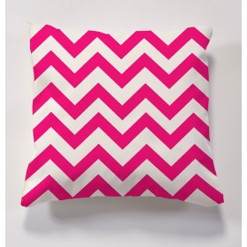 cheveron printed scatter cushion was £16.99