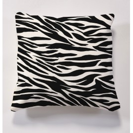 Animal print scatter cushion was £16.99