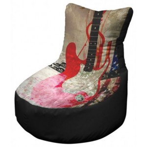 US Guitar Black OFFICIAL AND LICENSED MERCHANDISE was £99.99 SALE