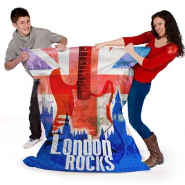 London Rocks official licenced merchandise was £109.99 Printed Beanbags