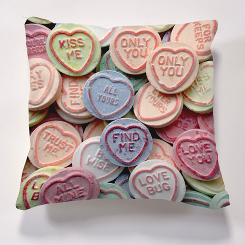 Iconic Love Heart Cushion  Cushions