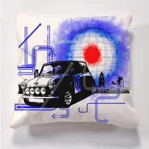 Iconic Mini 1 Cushion OFFICAL AND LICENSED MERCHANDISE Cushions