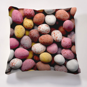 Iconic Mini Egg Cushion