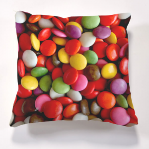 Iconic Smarties Cushion  Cushions