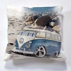 Iconic Splity Beach Cushion OFFICAL AND LICENSED MERCHANDISE Cushions