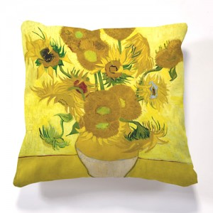 Iconic Sunflower Cushion Cushions