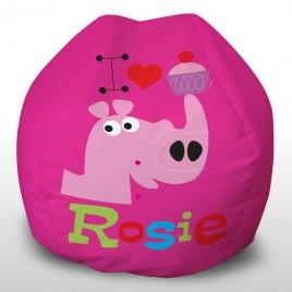 Rosie Printed Beanbag sale