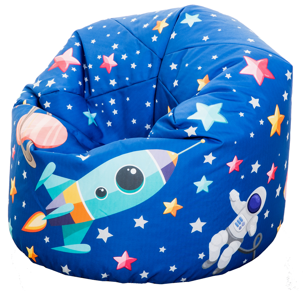 Space Rocket Beanbag