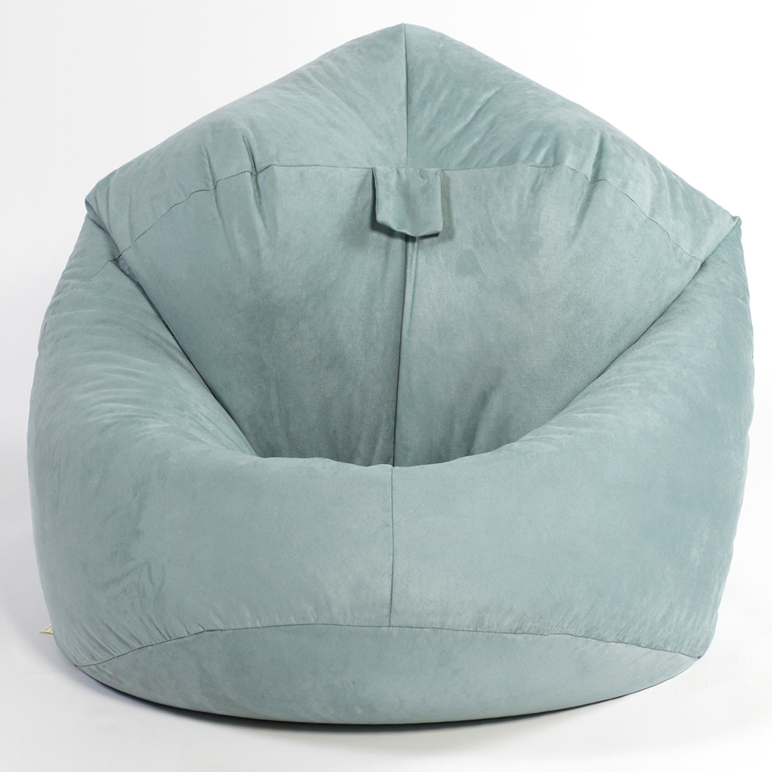 Groovy Adult Classic Faux Suede Beanbag Squirreltailoven Fun Painted Chair Ideas Images Squirreltailovenorg