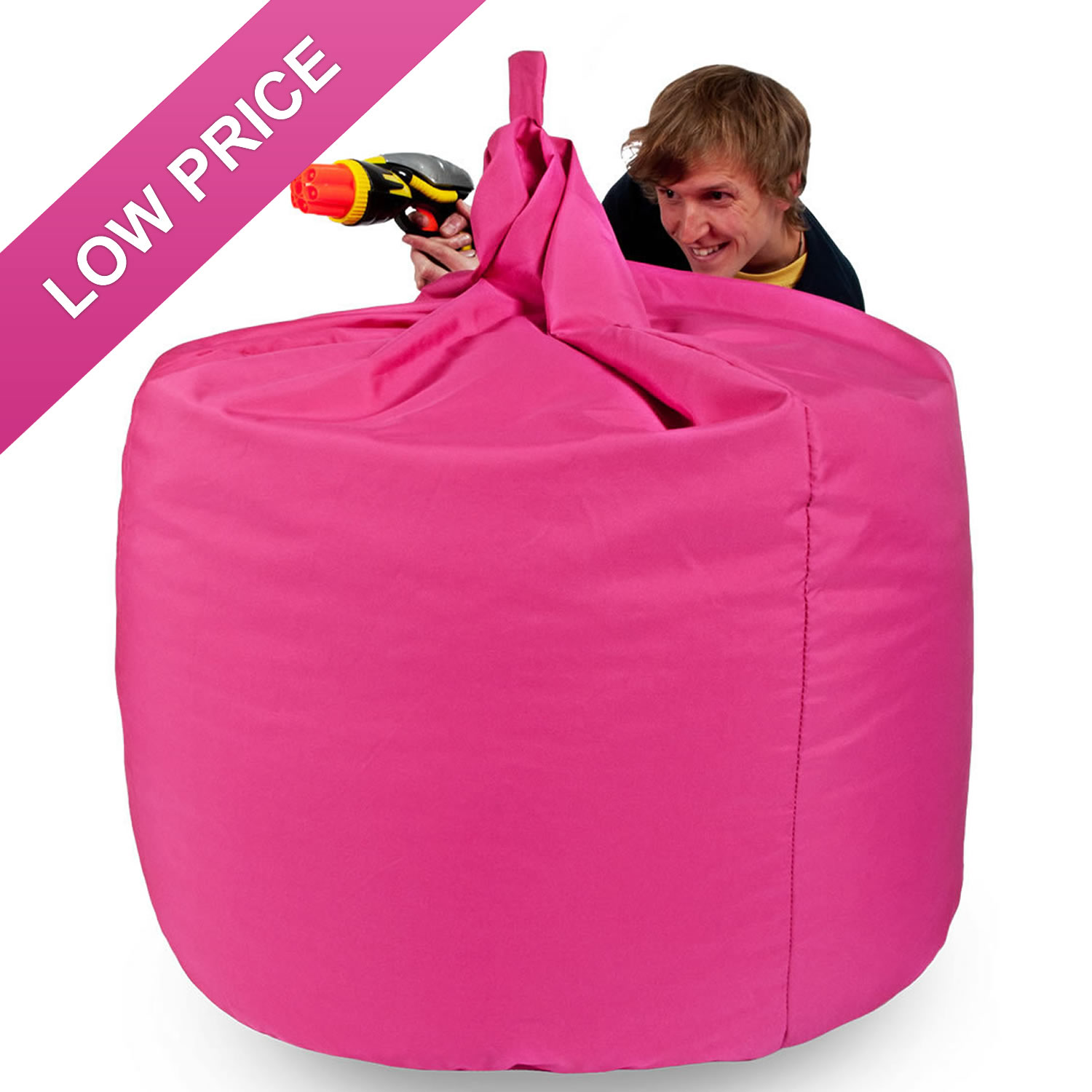 Adult Classic Beanbag For Indoors Or Outdoors
